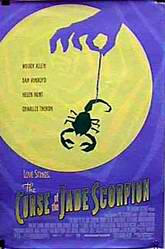 Curse of the Jade Scorpion Movie Poster