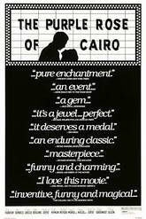 Purple Rose of Cairo Movie Poster