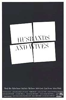 Husbands and Wives USA poster