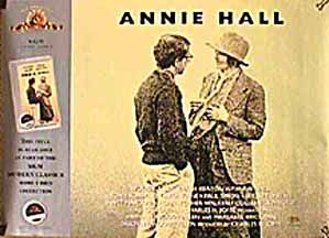 Annie Hall UK poster