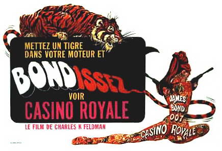 Casino Royale FR poster