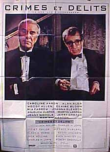 crimes and misdemeanors essays Crimes and misdemeanors (1989) judah rosenthal: i remember my father telling me, the eyes of god are on us always the eyes of god what a phrase to a young boy.