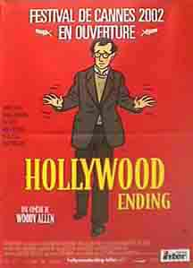 Hollywood Ending FR poster