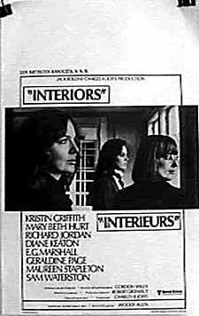 Interiors BE poster