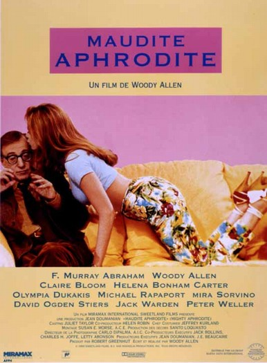 Mighty Aphrodite poster
