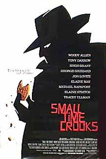 Small Time Crooks USA poster