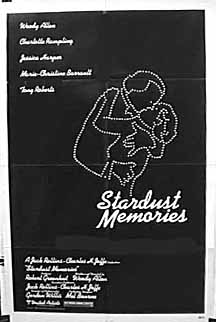 Stardust Memories USA poster