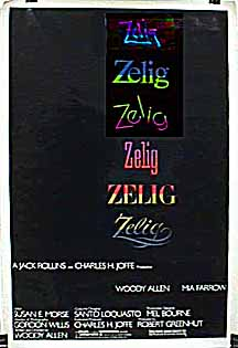Zelig posters