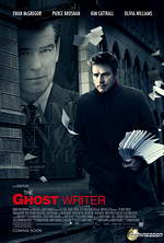 Poster for The Ghost Writer